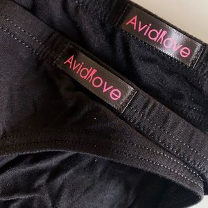 2-pk Avidlove Men's MicroModal Briefs
